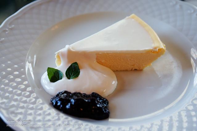 霧降瀑布 明治館 cheese cake