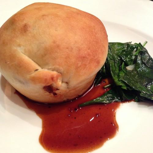 Filet Mignon En Brioche by Brasserie Les Saveurs, St. Regis Singapore
