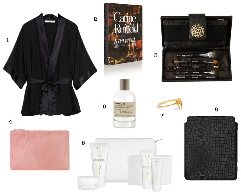Christmas gift guide under £100 & Other Stories Eve Lom Reiss Le Labo Laura Mercier