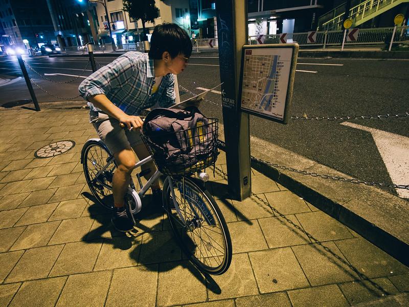 大阪漫遊 【單車地圖】<br>大阪旅遊單車遊記 大阪旅遊單車遊記 11003379624 9b66d2cd83 c