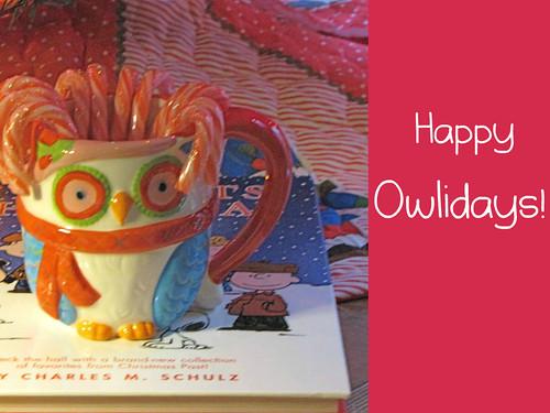 Owlidays!