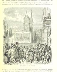 """British Library digitised image from page 315 of """"Geiltustreerde geschiedenis van België ... Geheel herzien en het hedendaagsche tijdperk bijgewerkt door Eug. Hubert"""""""