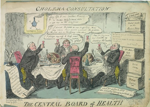 Cholera Consultation: the Central Board of Health