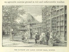 """British Library digitised image from page 55 of """"Peakland, and the baths and climate of Buxton: comprising ... a new method of carrying out the Buxton treatment, etc"""""""