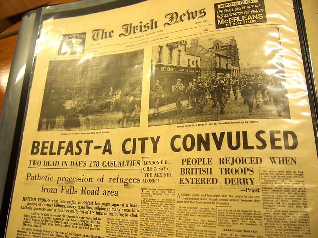 Belfast newspaper