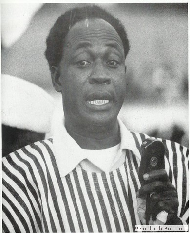 Pan-African News Wire: Nkrumah, the Unmatchable and Big One