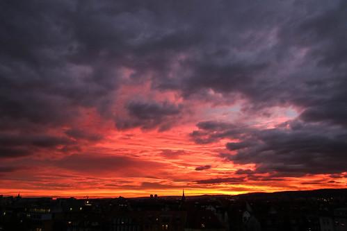sunriseclouds ereignis