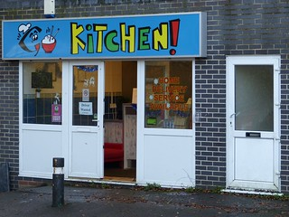 Go Kitchen! (Rowner Road) - 24 December 2013