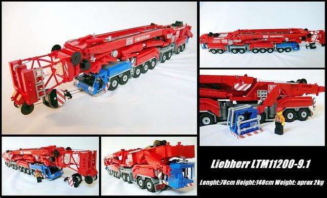 Liebherr LTM 11200-9.1(2)