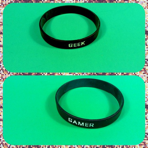 Loot Crate December 13 wrist band
