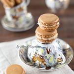 Peanut Butter Macarons