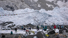 Everest Base Camp - gra w polo