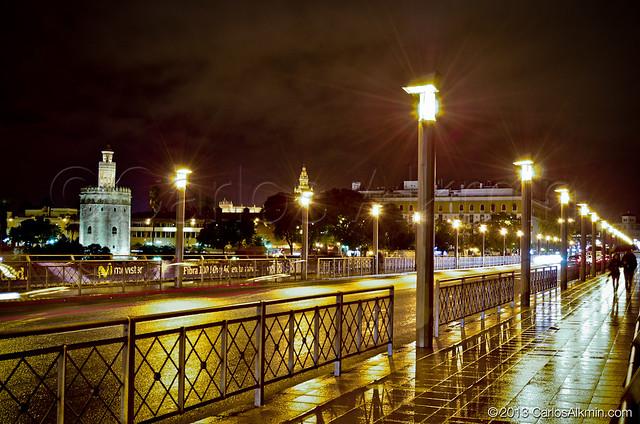 Puente de Triana - Sevilla - España