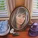 Self portrait, AnnaL Conti by Anna L Conti