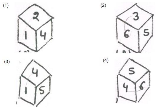 NTSE - Stage I - MAT - Q81
