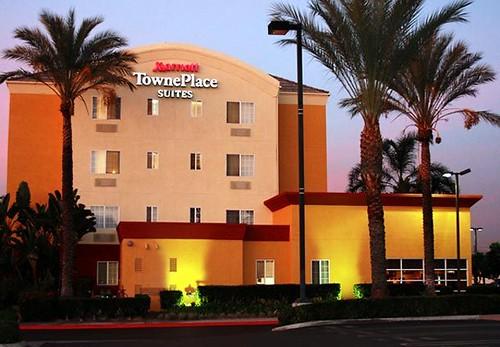 Anaheim CA hotel