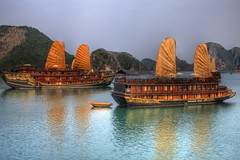 Halong Bay North Viet Nam