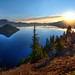 Crater Lake by Stuck in Customs