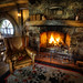 Inside the Green Dragon in Hobbiton by Stuck in Customs