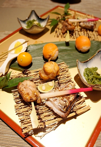 橫手溫泉旅館美食18