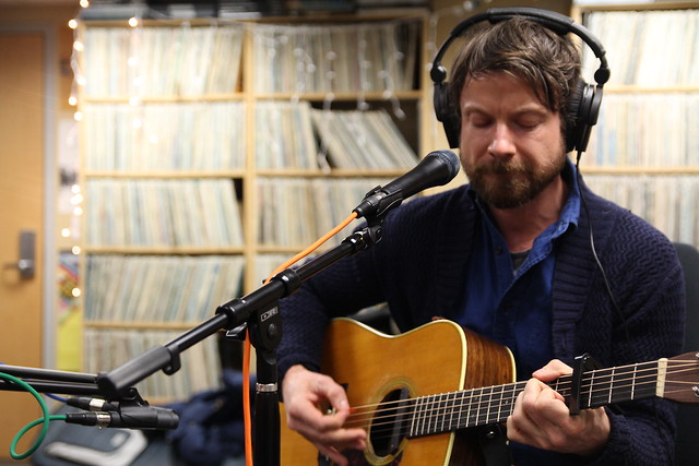 Sea Wolf (Alex Brown Church) live in studio | Flickr ...