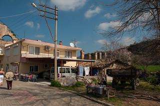 Hình ảnh của Aspendos gần Büyükbelkis. turkey antalyaprovince