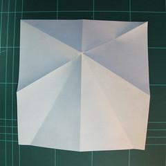 วิธีการพับกระดาษเป็นรูปกบ (แบบโคลัมเบี้ยน) (Origami Frog) 016