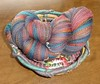 Sunset Fibers 11-13 BFL 2-ply lace