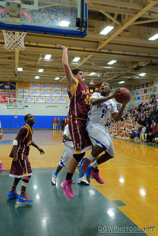 Bunnell High vs. St. Joseph