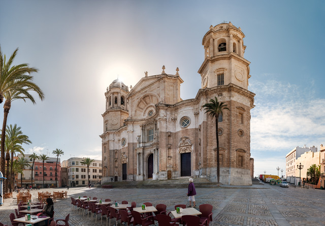 Cathedral – Catedral de Cádiz, Spain