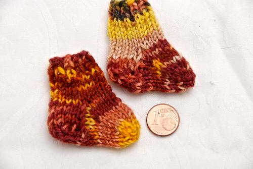 Socknitters Mini-Sock