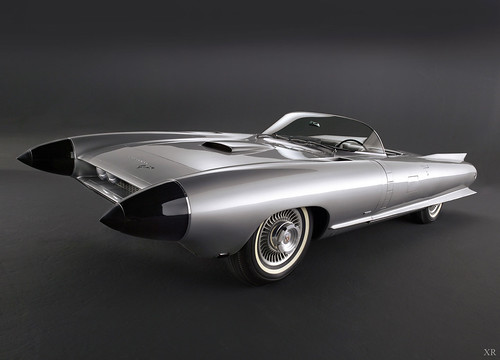1959... Cadillac-Cyclone by: Ghia