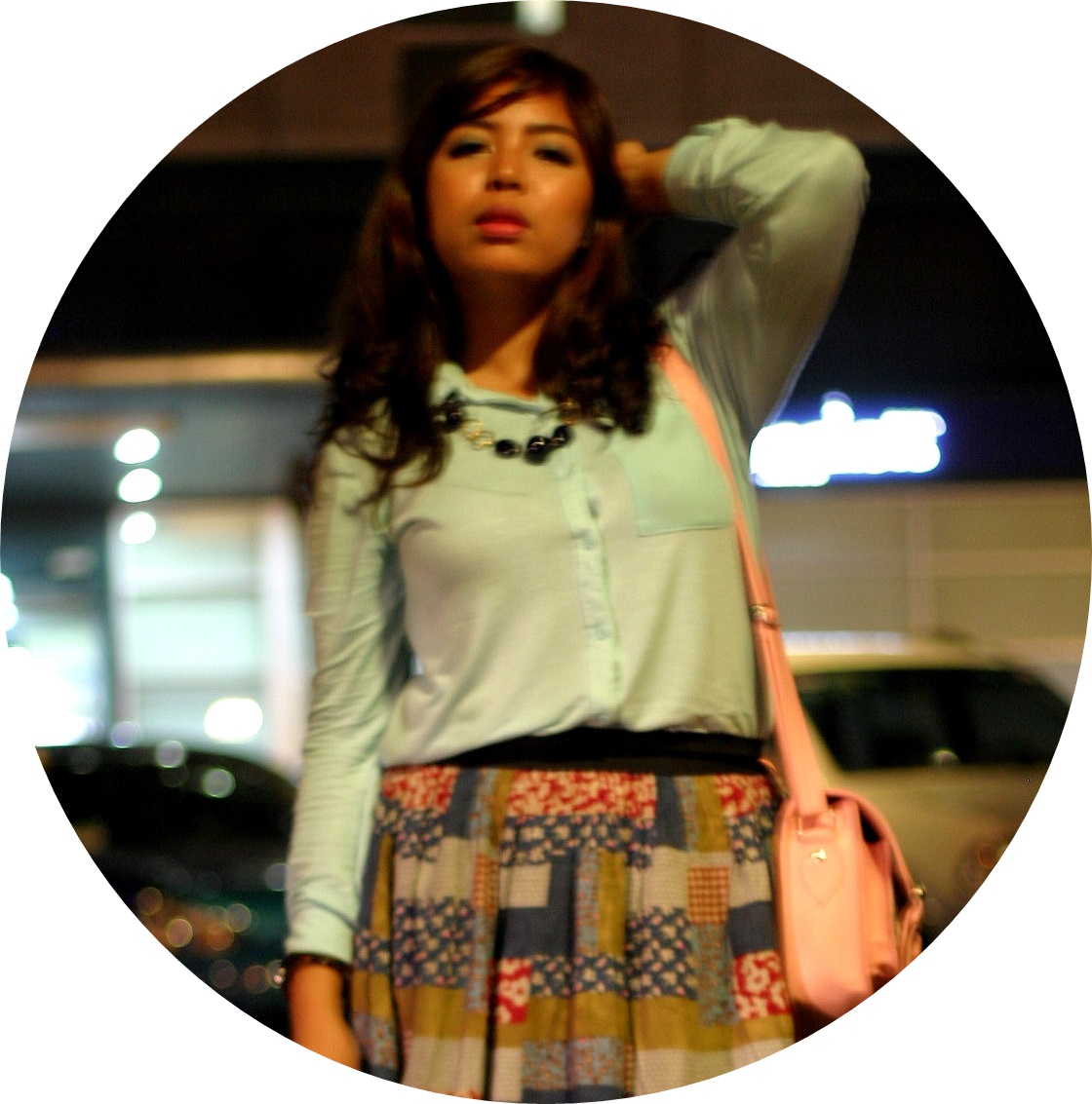 FBS The Blogger photo Sai Montes fashion and beauty blogger in the Philippines