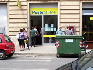 poste italiane via canudo