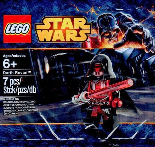 LEGO Star Wars Darth Revan Minifigure Polybag
