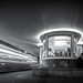 Paradeplatz Tramstation Zürich / B&W by Cem Bayir photography