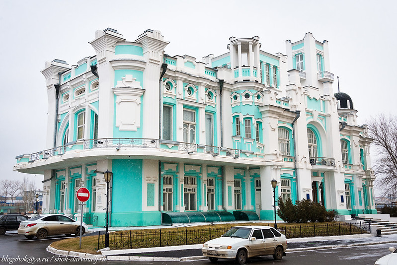 Астрахань-13