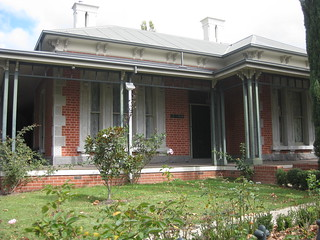A Late Victorian Mansion of Red Brick - Ballarat