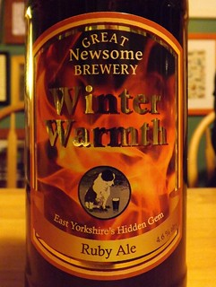 Great Newsome, Winter Warmer, England