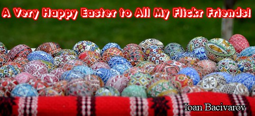 A Very Happy Easter to All My Flickr Friends!