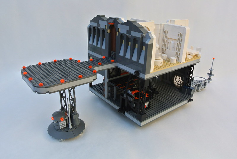 Cloud City play set, by marshall, on EB