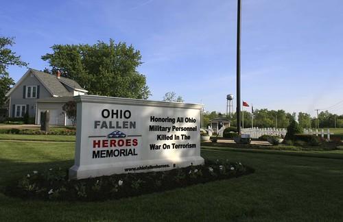 Ohio Fallen Heroes Memorial