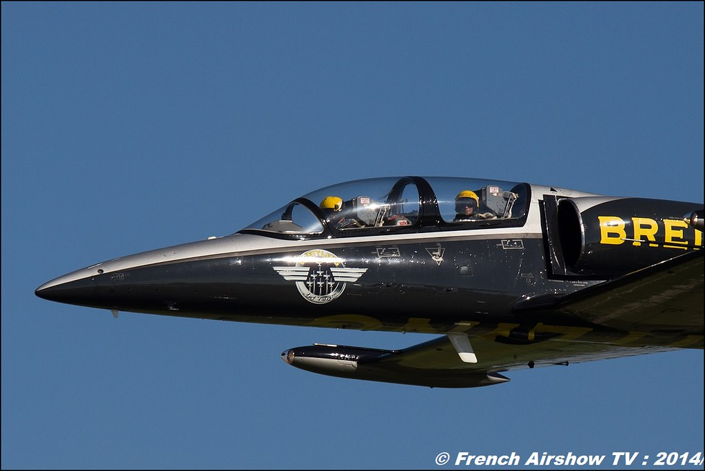 Meeting Aerien til chatel 2014, Breitling Jet Team