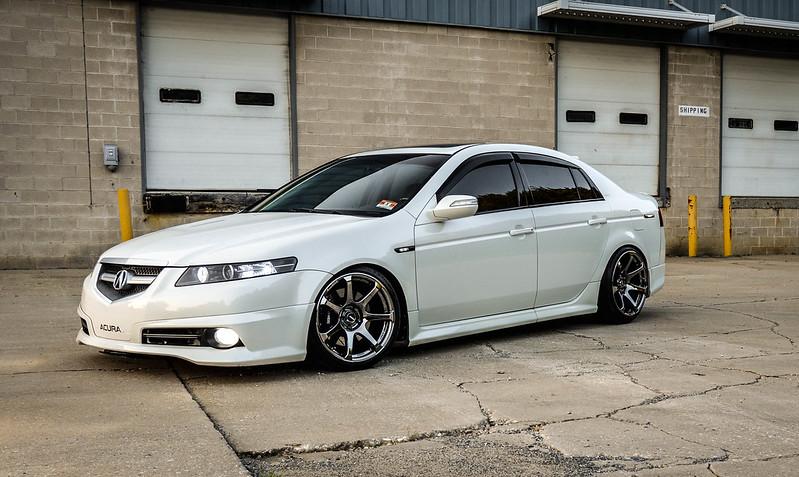 Fs For Sale Nj Tastefully Modded 2008 Wdp Acura Tl
