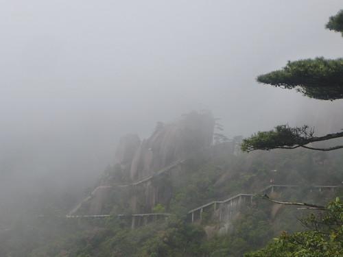 Jiangxi-Sanqing Shan-1 sentier de l'est (30)