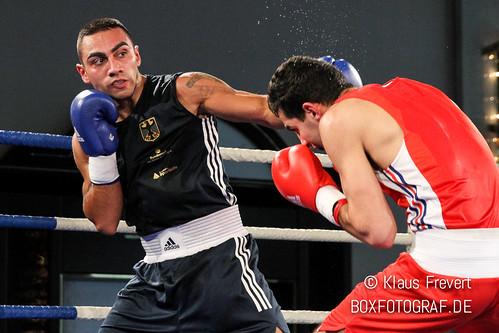 Artem Harutyunyan vs Malik Ladjali