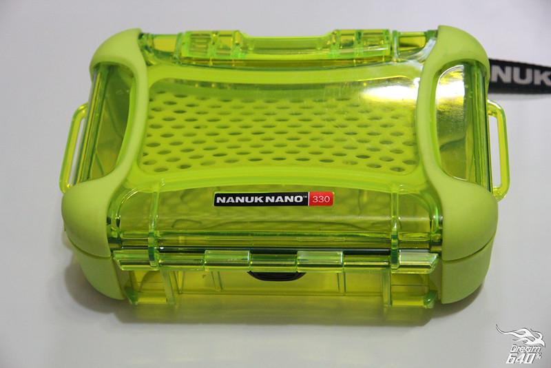 NANUK 330氣密保護箱01