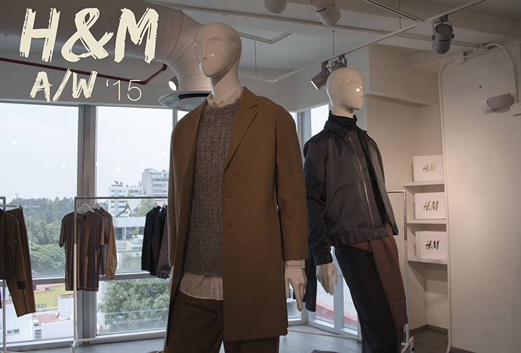 H&M Autumn Winter 2015