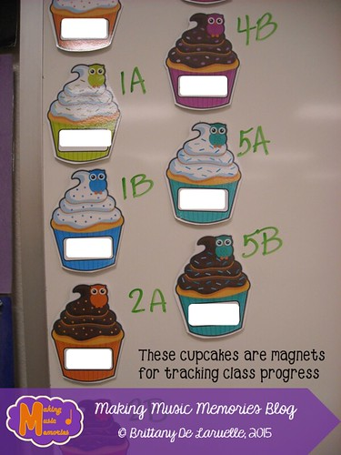 Cupcake Magnets - Incentive Program