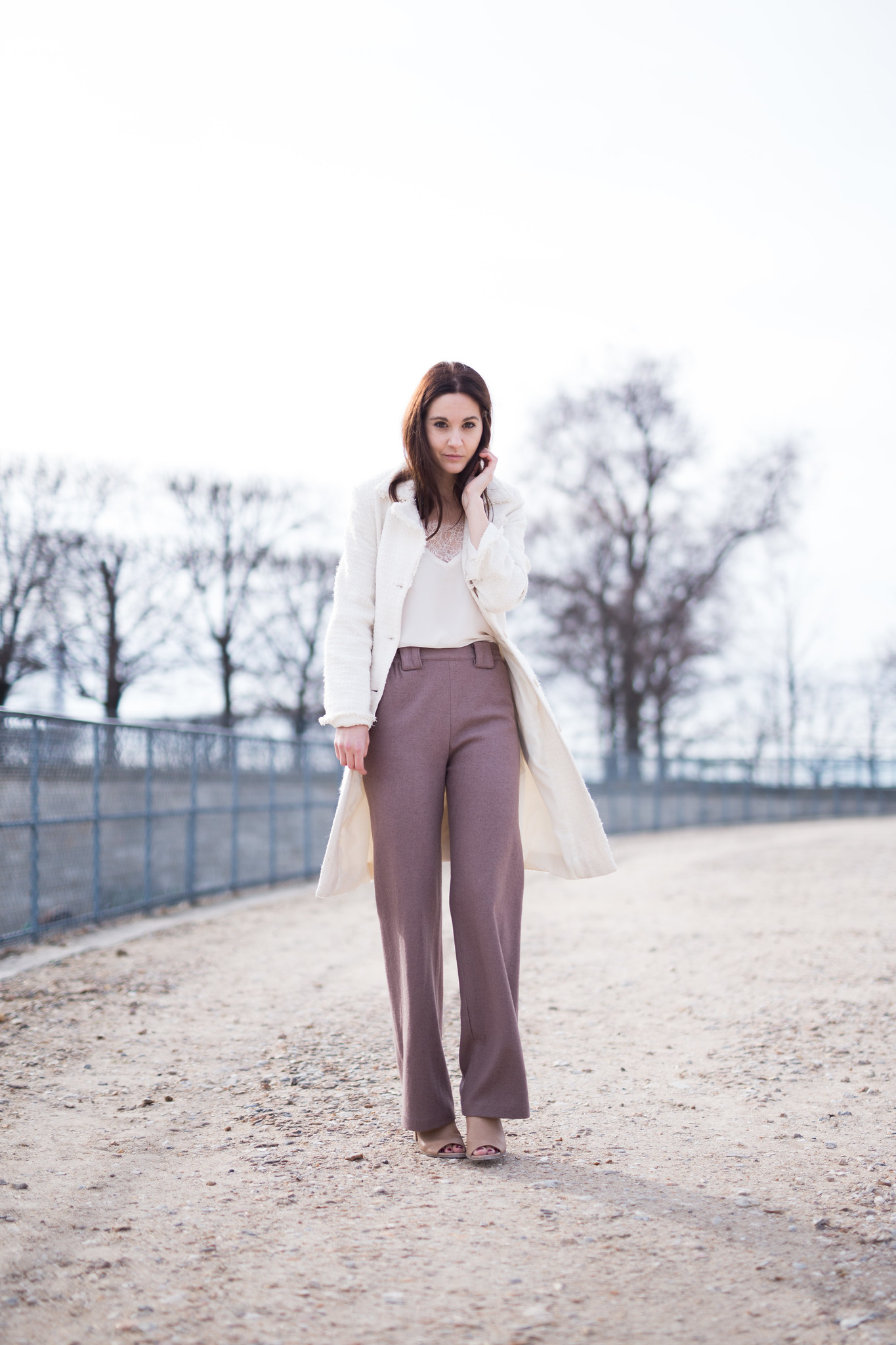 Street Style - Heidi Jean Feldman, Paris Fashion Week